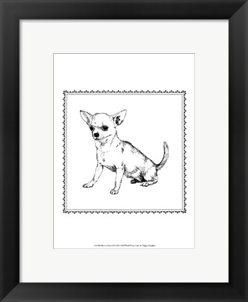 Framed Best in Show II Print