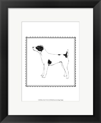 Framed Best in Show VI Print