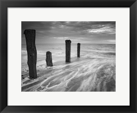 Framed Outward Tide Print
