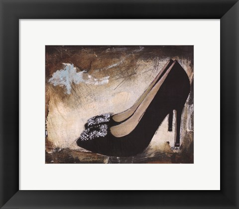 Framed Shoe Box II Print