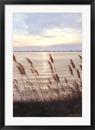 Framed End of Day Print