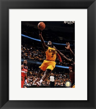 Framed Dion Waiters 2012-13 Action Print