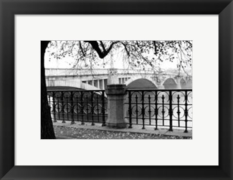 Framed Riverview Print