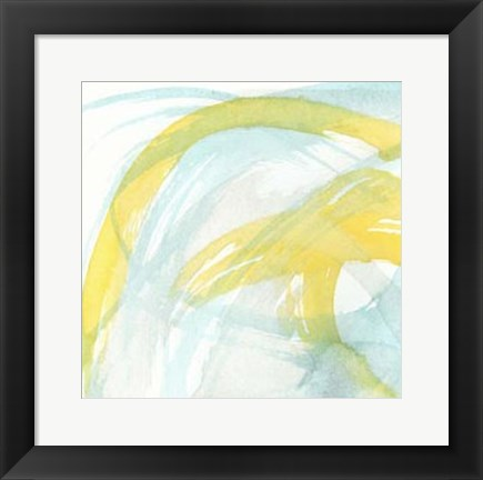 Framed Luminosity I Print
