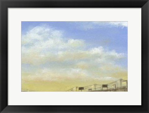 Framed Before Dusk IV Print
