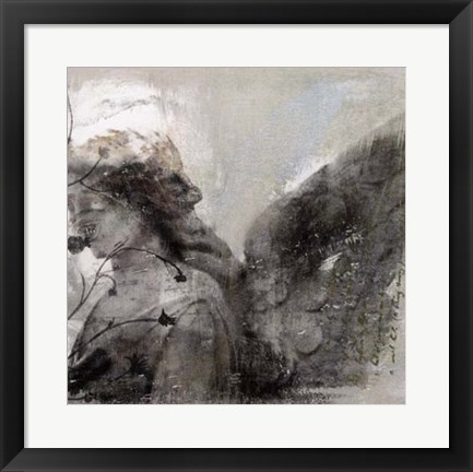 Framed New Orleans Angel II Print