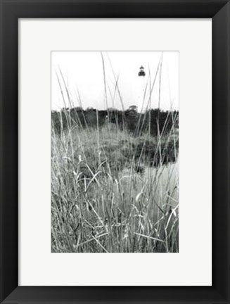 Framed Cape May Lighthouse I Print