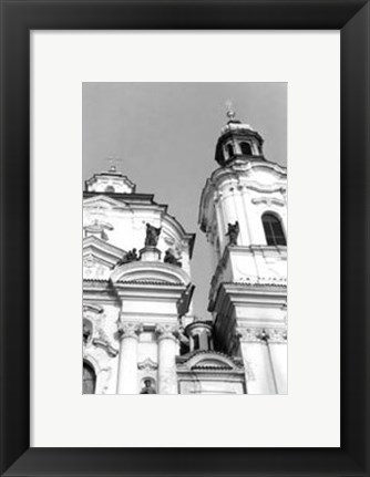 Framed Splendors of Prague IV Print
