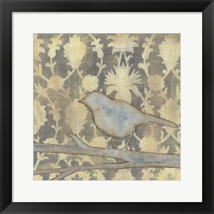 Framed Parlor Melody IV Print