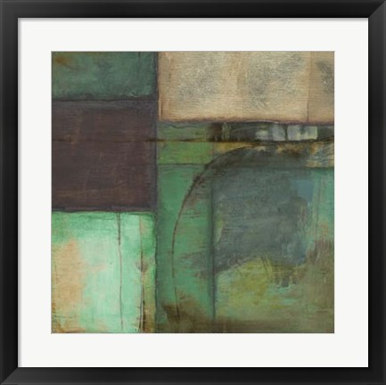 Framed Sea Change II Print