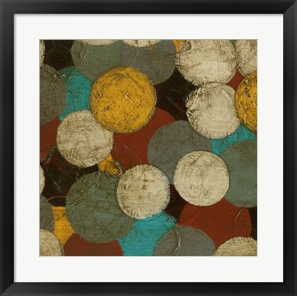 Framed Circumlocution II Print