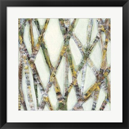 Framed Lemongrass II Print