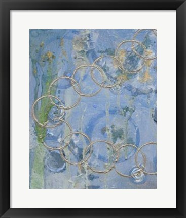 Framed Shoals III Print