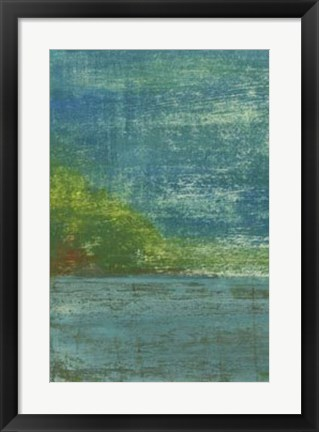 Framed Eventide I Print