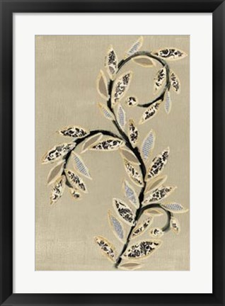 Framed Branch Out II Print