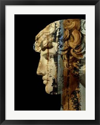 Framed Ancient Mythology II Print