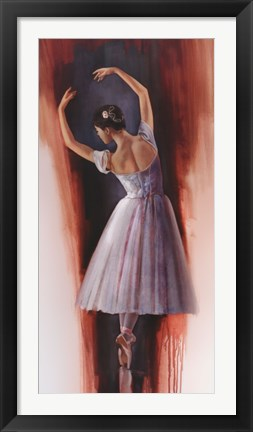 Framed Ballet Dream Print