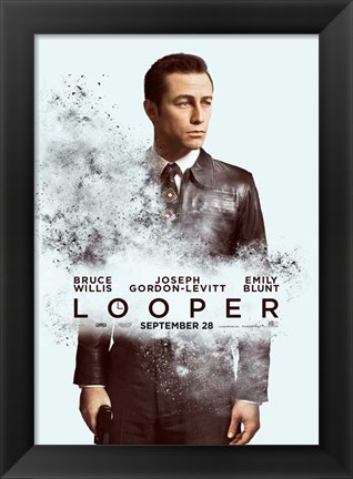 Framed Looper Print