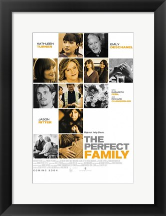 Framed Perfect Family Print