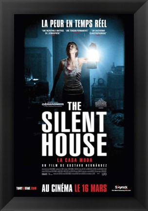 Framed Silent House Print