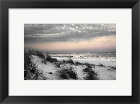 Framed Warm Skies Print