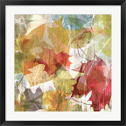 Framed Thicket I Right Print