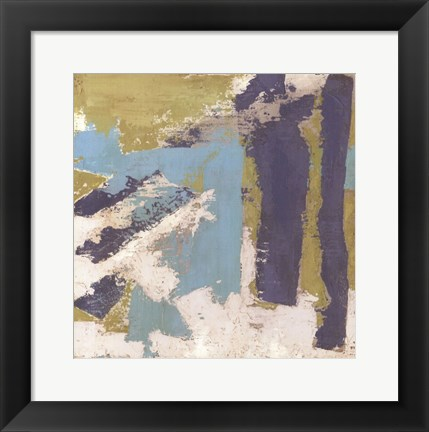 Framed Chelsea Abstract II Print