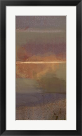 Framed Breadth of the Land II Print