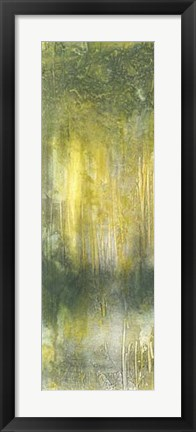 Framed Treeline Abstract I Print