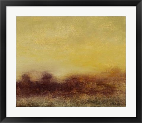 Framed Sunlight II Print