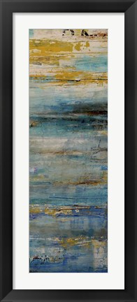 Framed Beond the Sea II Print
