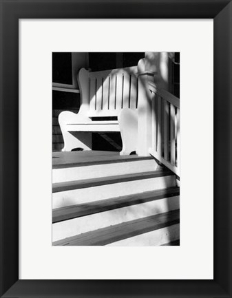 Framed Cape May Afternoon III Print