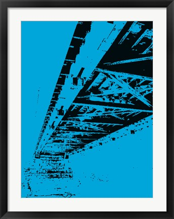 Framed Bridge Underside Print