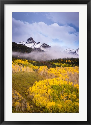 Framed Ridgway Colors Print