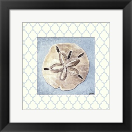 Framed Moroccan Spa Bath II Print