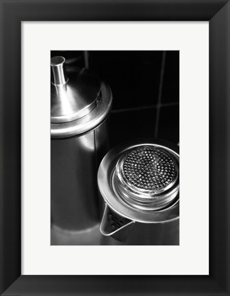 Framed Utensils V Print