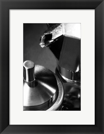 Framed Utensils VI Print