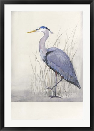 Framed Keeping Watch II Print