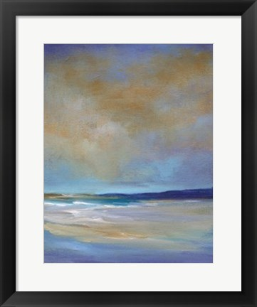 Framed Marine Layer Print