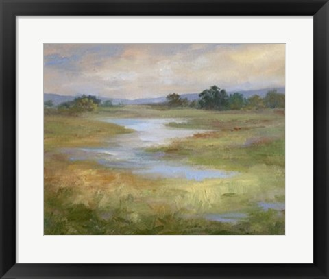 Framed Hidden Meadow Print