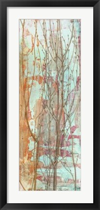 Framed Thicket II Print