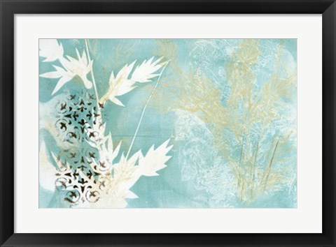 Framed Ethereal Layers II Print