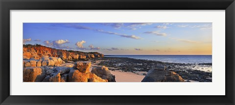 Framed Cape Leveque II Print