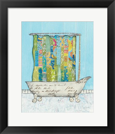 Framed Finding Your Way II Print