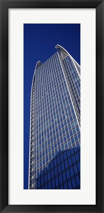 Framed Symphony Tower, 1180 Peachtree Street, Atlanta, Georgia Print