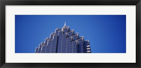 Framed High section view of a building, Promenade II, 1230 Peachtree Street, Atlanta, Fulton County, Georgia Print