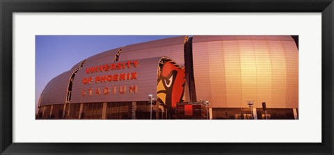 Framed University of Phoenix Stadium, Phoenix, Arizona Print