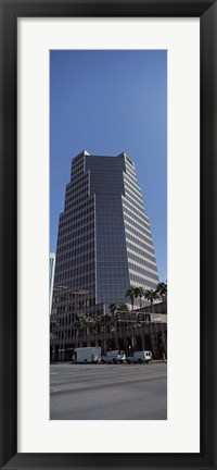 Framed Low angle view of an office building, Tucson, Pima County, Arizona, USA Print