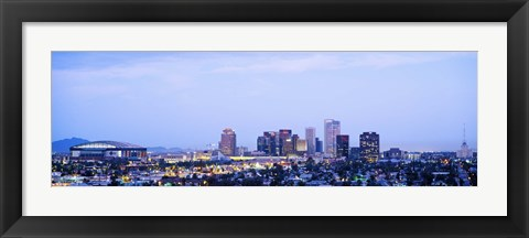 Framed Phoenix Arizona USA Print