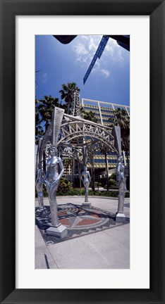 Framed Hollywood Boulevard Los Angeles CA Print